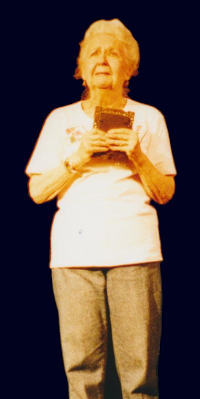 Edna-Standing